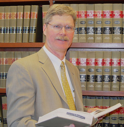 Terry O'Malley is a Castle Rock criminal defense attorney at the O'Malley Law Office.
