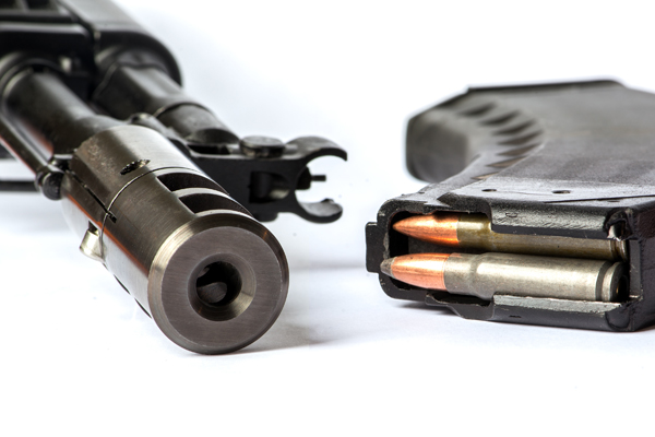 Charged with a firearms crime in Castle Rock? Contact the criminal defense lawyers at the O'Malley Law Office.