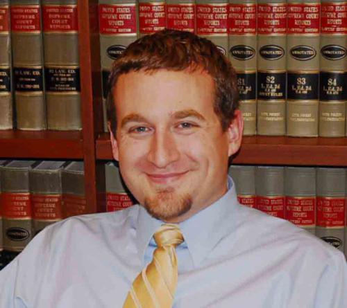 Castle Rock criminal defense attorney Kyle Sawyer.