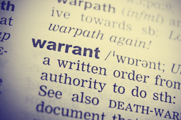 Learn more about arrest warrants and search warrants in Castle Rock and Douglas County.